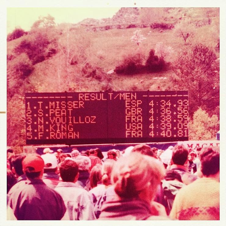 1996 Panticosa WC Results