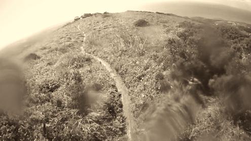 Burros trail
